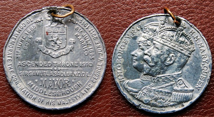 Middlesbrough Medal