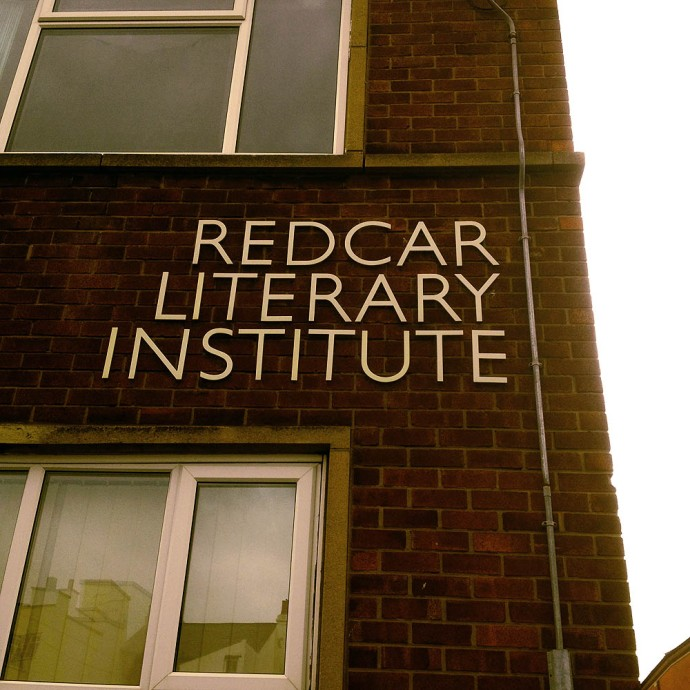 Redcar Literary Institute