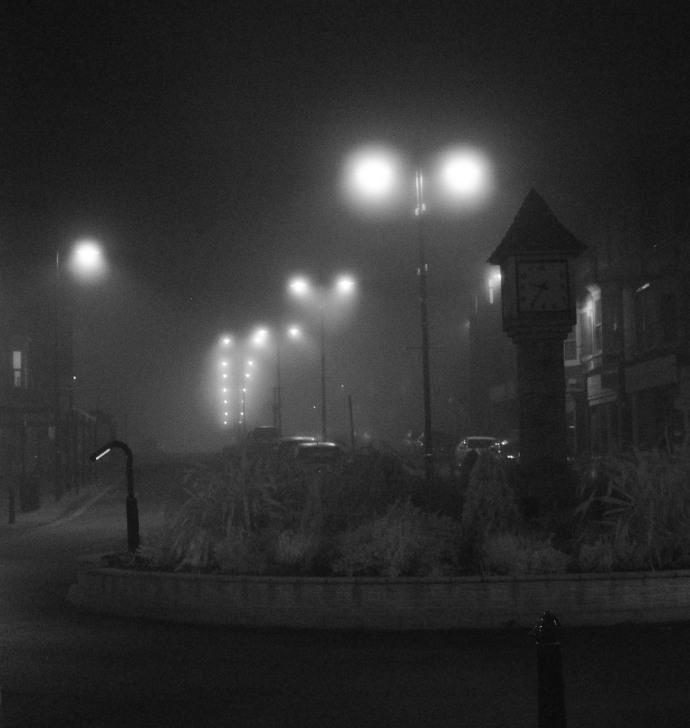 Foggy Saltburn iii