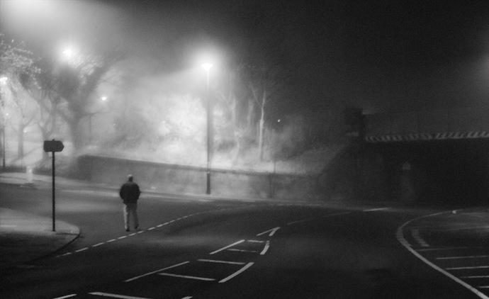Foggy Saltburn iv