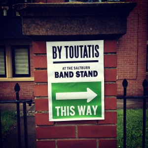 By Toutatis poster