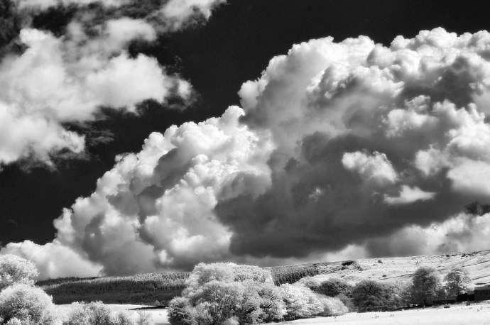 Bilsdale clouds