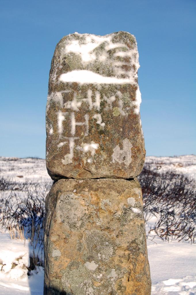 Urra Moor Hand Stone