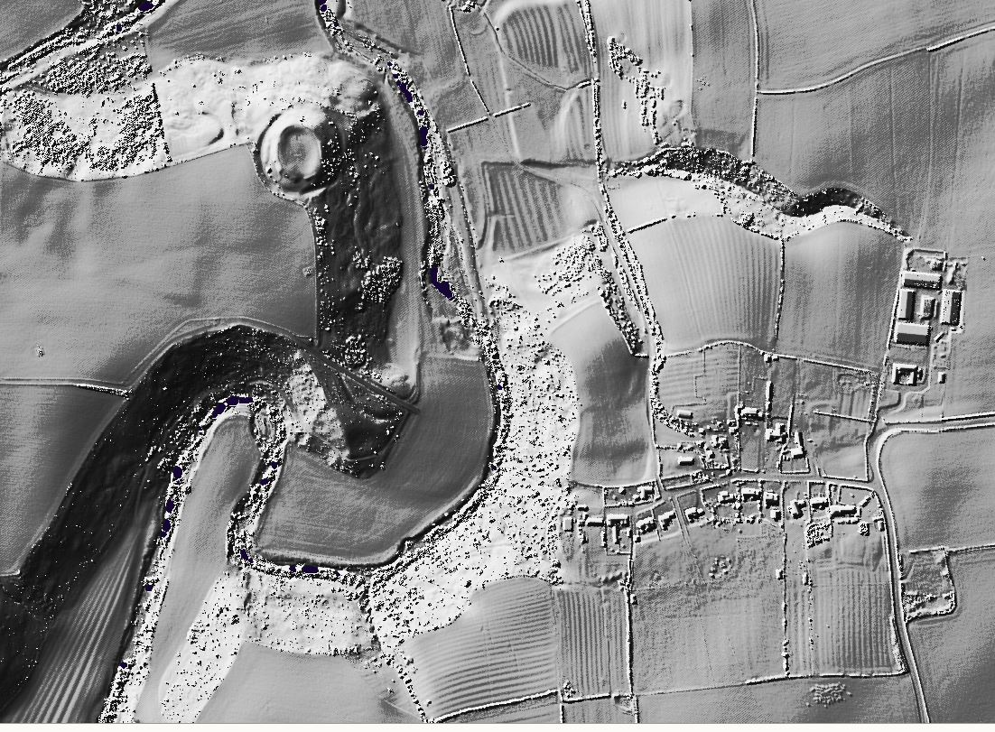 Teesside LiDAR Images | The smell of water