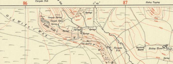 Blakey Map