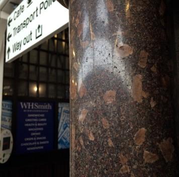 Shap Granite - Middlesbrough Station