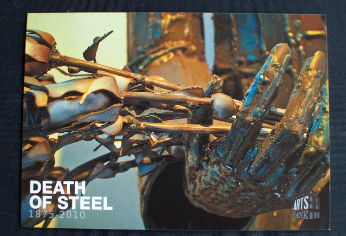 Death of steel