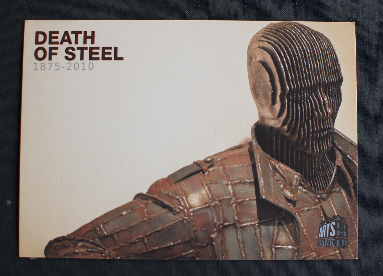 Death of steelii