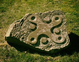 swastika stone-pannett