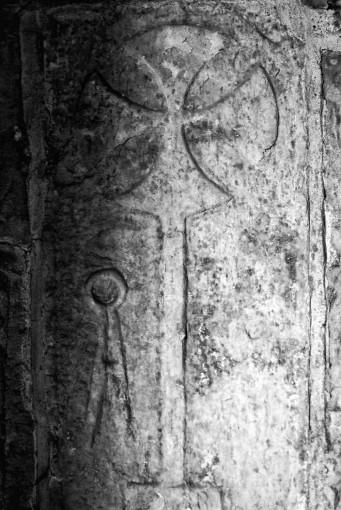 Forcett figure cross slab shears
