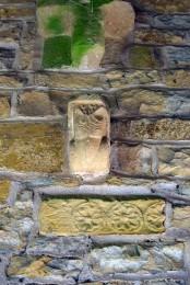 Stanwick Church beak head