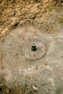 WWII Mortar Spiggot