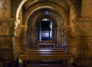 Lastingham Crypti