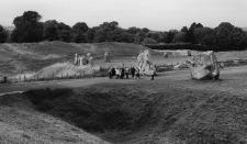Avebury Stones & Ditch