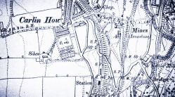Carlin Howe map