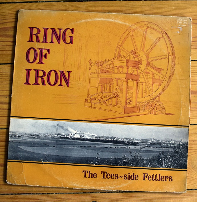 Ring of iron