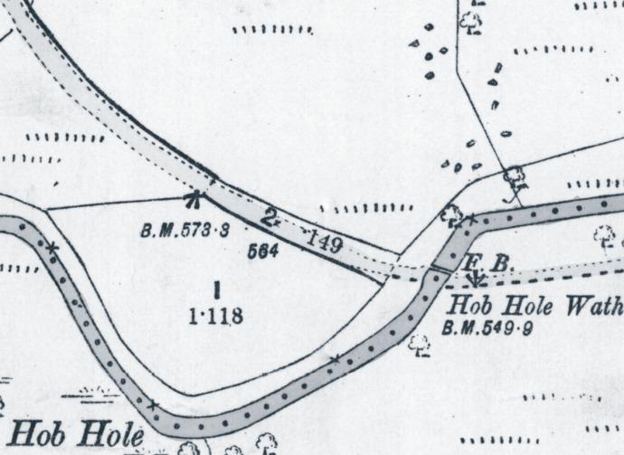 Hob Hole