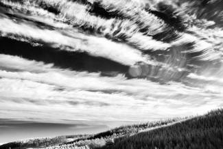 moorland sky