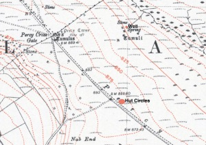 1953 Well Map