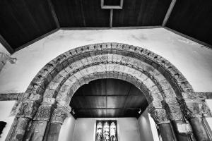 St. Michaels Liverton Arch is