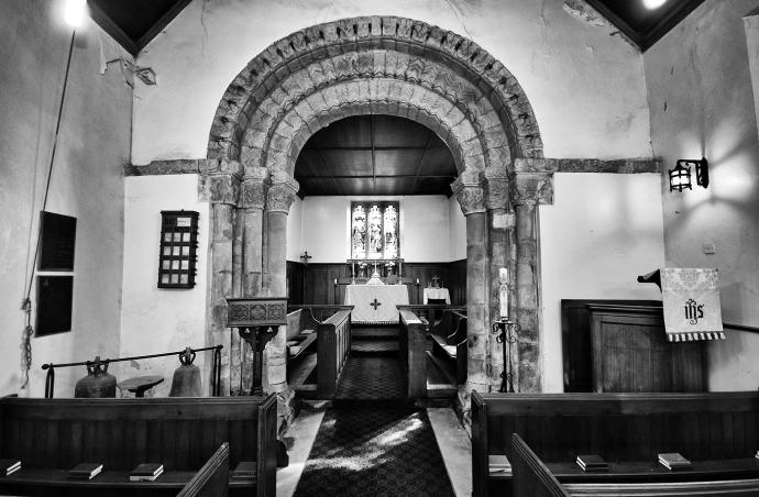 St. Michaels Liverton Arch s