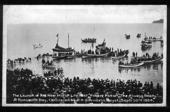 runswick lifeboat