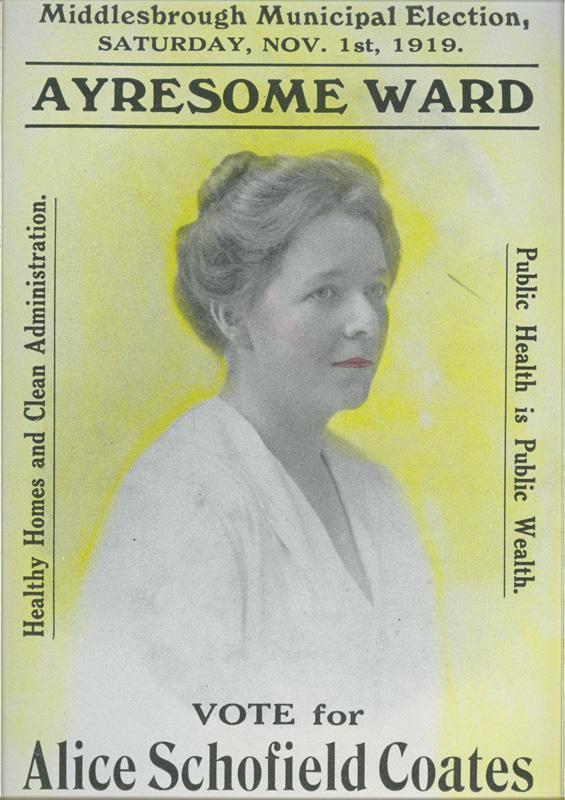 Alice Schofield Coates