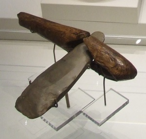 Neolithic_stone_axe_with_handle_ehenside_tarn_british_museum