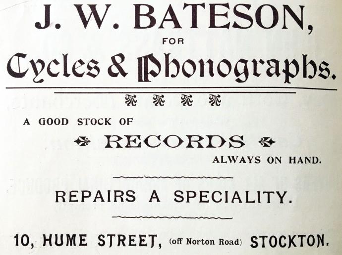 J W Bateson