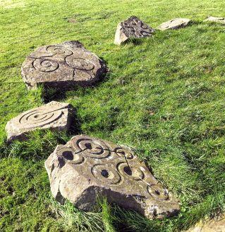 Pannett Park Rock Art