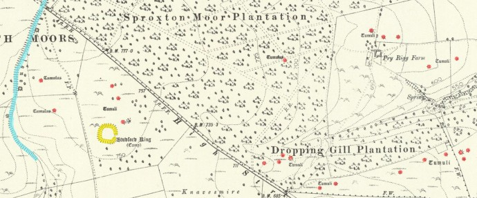 studfold map